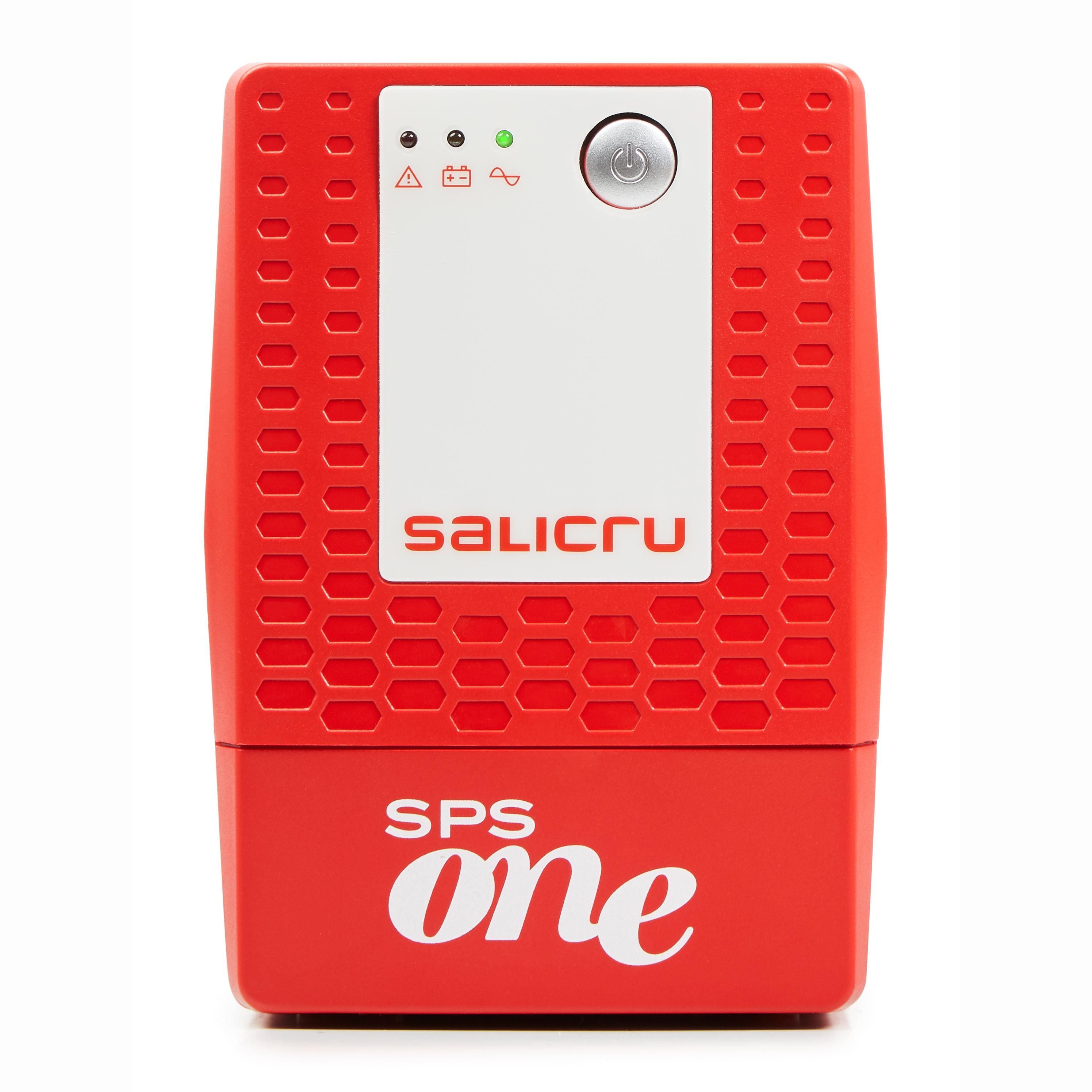 SALICRU SPS 900 ONE - Line-Interaktiv - 900 VA - 480 W - Sine - 162 V - 290 V