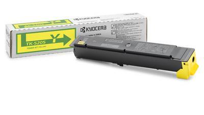 Kyocera TK 5205Y - Gelb - Original