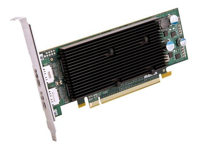 Matrox M9128 LP - Grafikkarten - M9128 - 1 GB DDR2