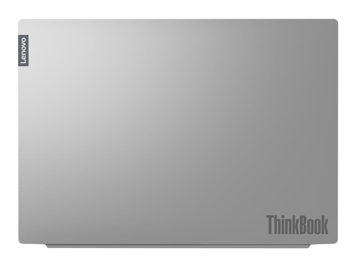 "Lenovo ThinkBook 14-IIL 20SL - Core i5 1035G1 / 1 GHz - Win 10 Pro 64-Bit - 8 GB RAM - 256 GB SSD NVMe - 35.6 cm (14"")"