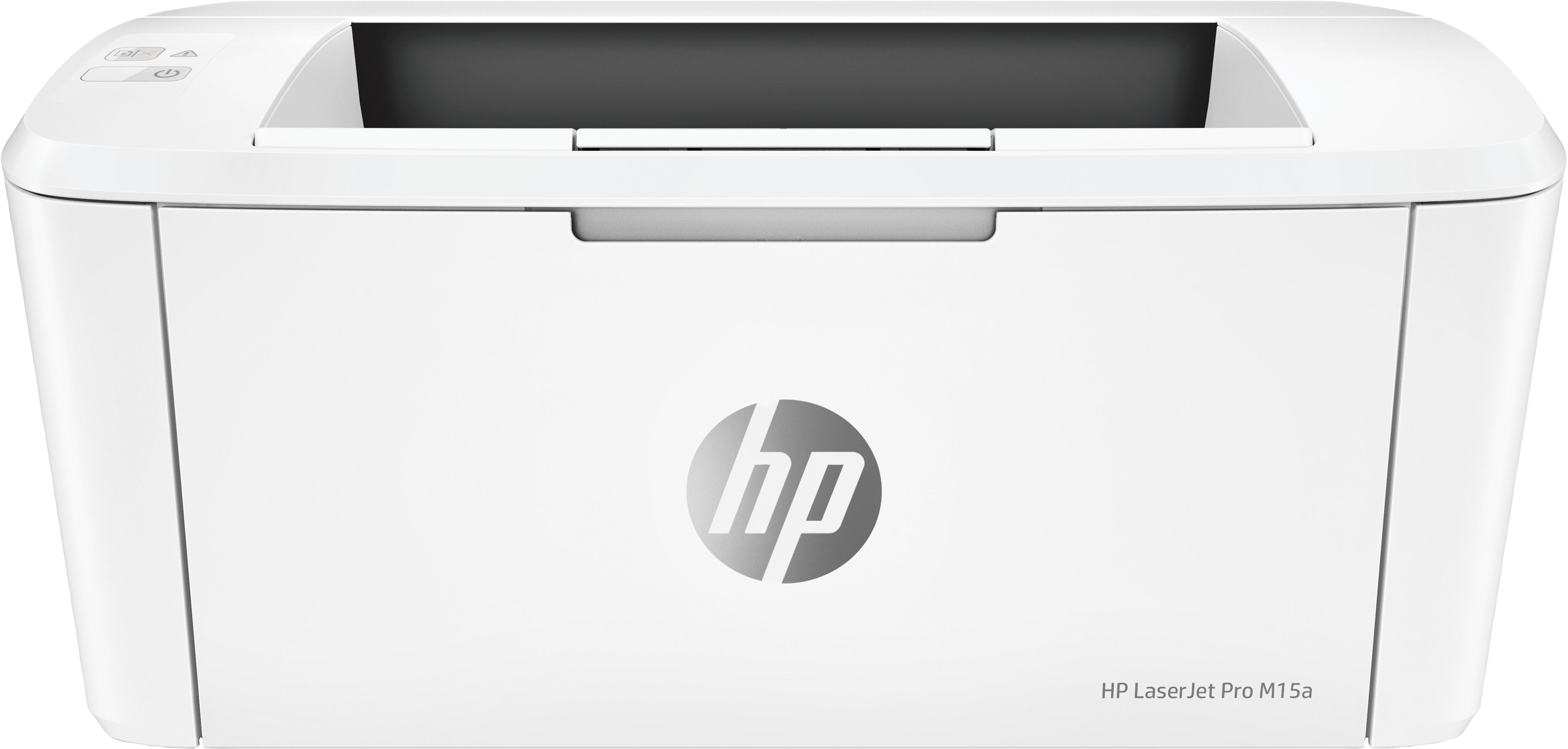 HP LaserJet Pro M15a - Laser - 600 x 600 DPI - A4 - 18 Seiten pro Minute - Weiß