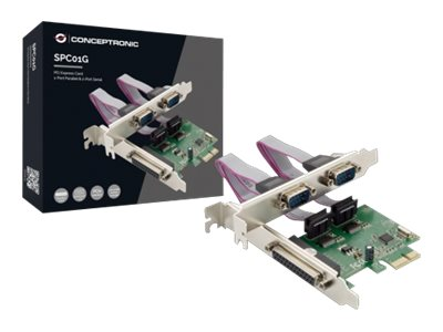 Conceptronic SPC01G - Adapter Parallel/Seriell