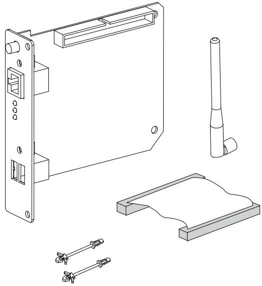 HONEYWELL Datamax DMXNet III - Druckserver - 10/100 Ethernet