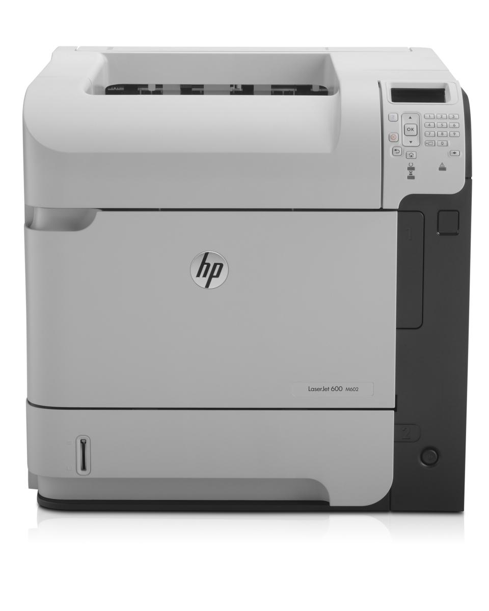 Vorschau: HP LaserJet 600 - Drucker s/w Laser/LED-Druck - 1.200 dpi - 50 Seiten/Min.