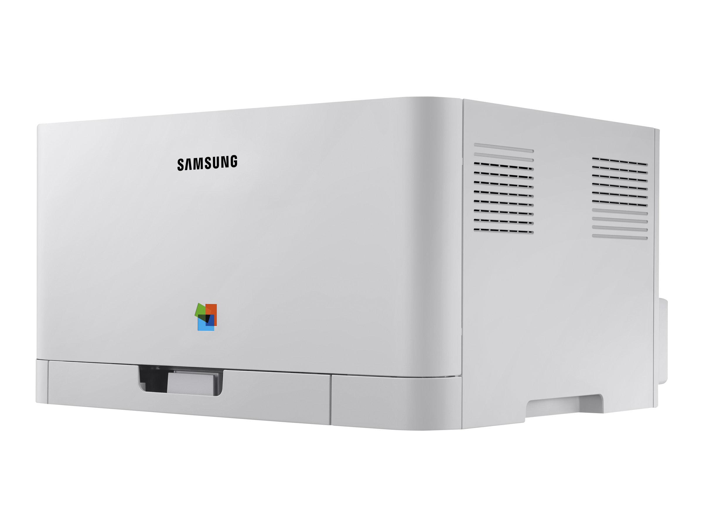 HP Samsung Xpress SL-C430 - Drucker - Farbe - Laser - A4/Legal - 2400 x 600 dpi - bis zu 18 Seiten/Min. (einfarbig)/