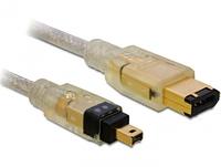 Symbol Der Marke Q37 150cm Firewire Ieee 1394 Daten Kabel Adapter 4 Pol Auf 4 Pol Mini Dv Kabel & Steckverbinder