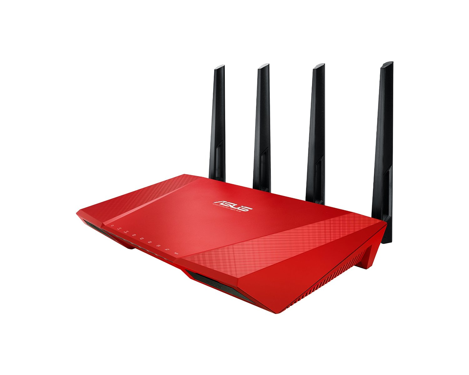 ASUS RT-AC87U - Wireless Router - 4-Port-Switch