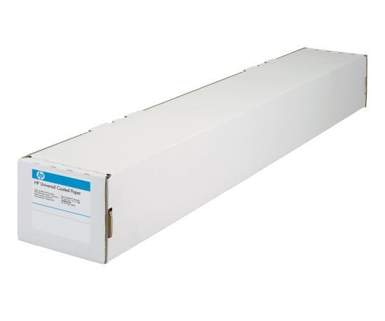 HP Universal - Beschichtet - Rolle (91,4 cm x 30,5 m) Papier