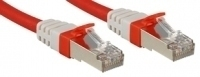 Lindy Cat.6 A SSTP S/FTP PIMF Premium Patchkabel 10 GBi - Kabel