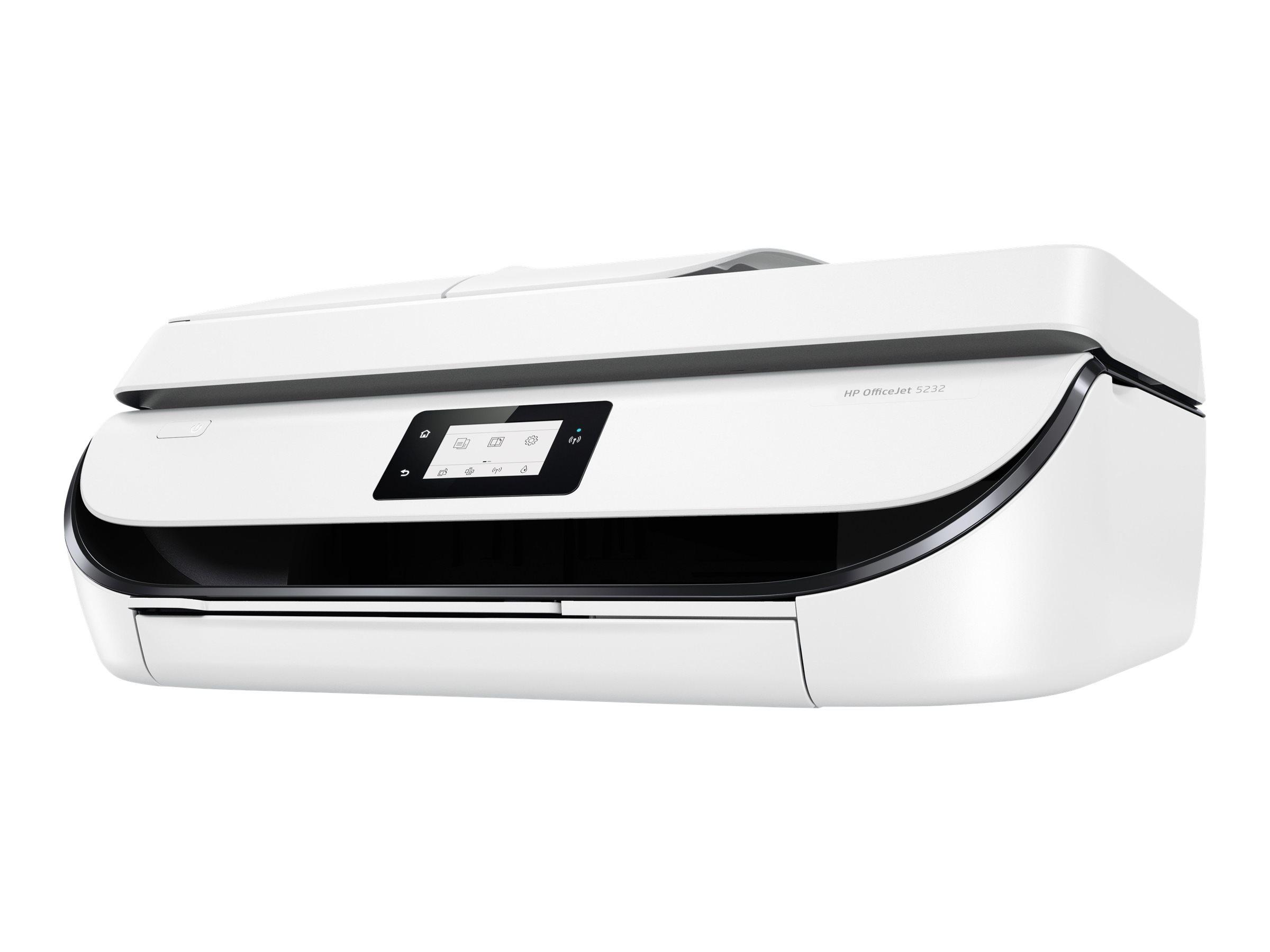 HP Officejet 5232 All-in-One - Multifunktionsdrucker - Farbe - Tintenstrahl - Legal (216 x 356 mm)