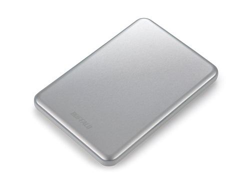 Buffalo MiniStation Slim - Festplatte - 2 TB