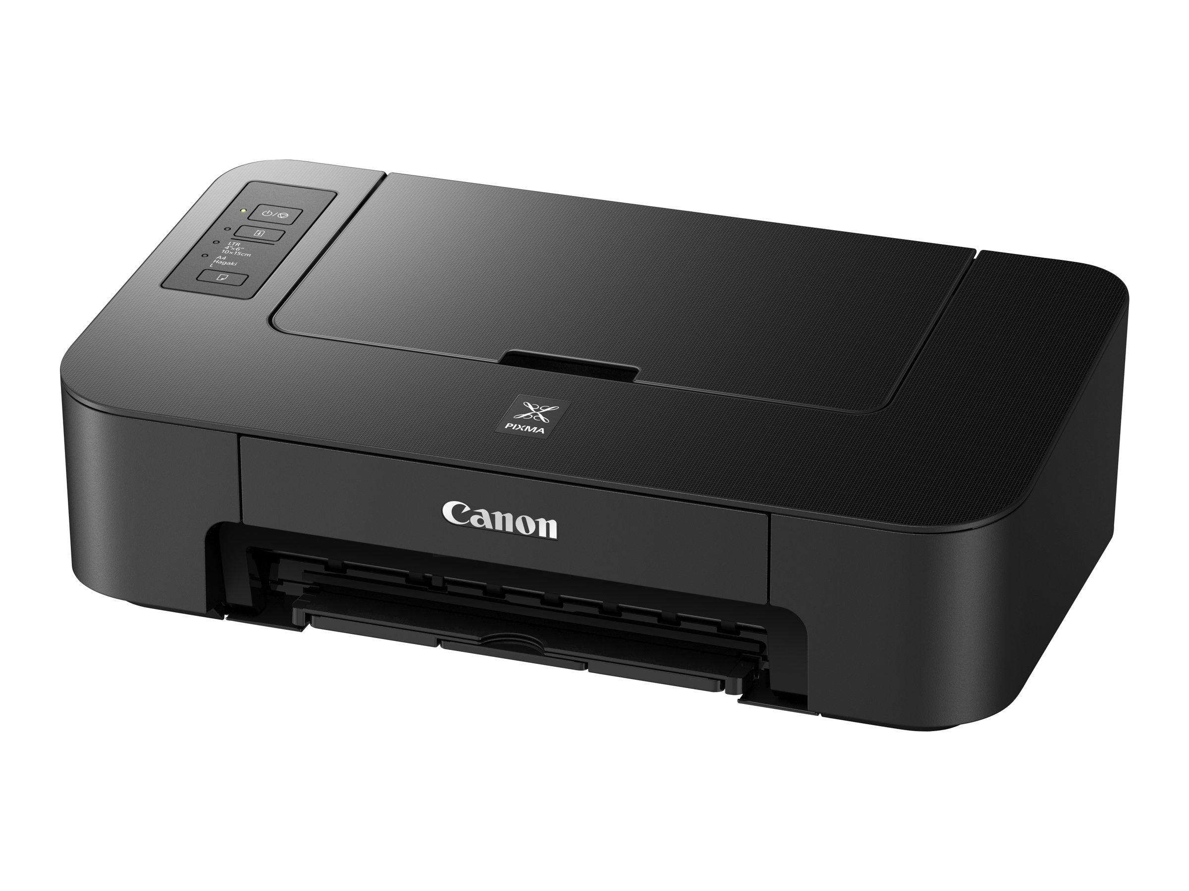 Canon PIXMA TS205 - Drucker - Farbe - Tintenstrahl - A4/Letter - bis zu 7.7 ipm (einfarbig)/