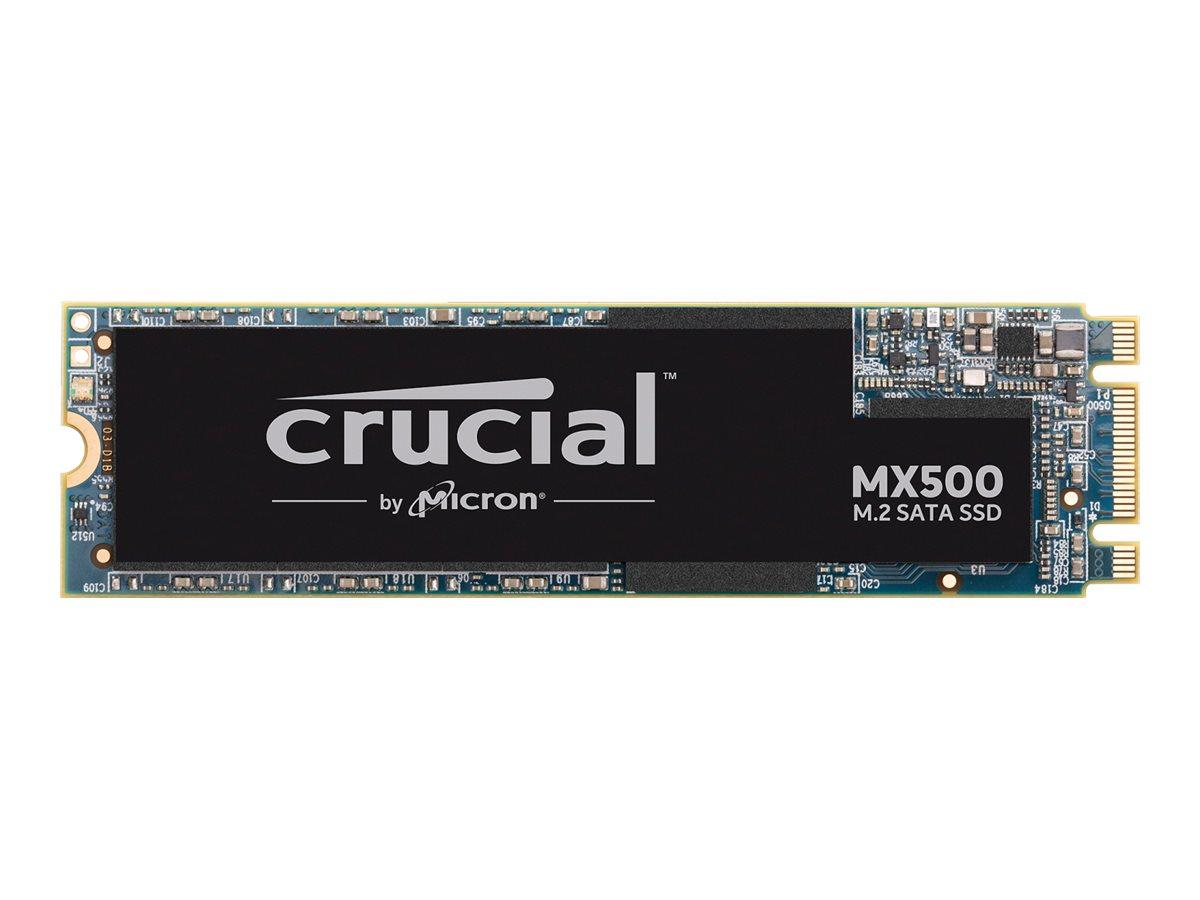 Crucial MX500 - 500 GB SSD - intern - M.2 2280