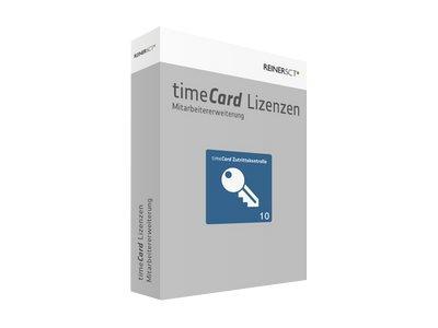 ReinerSCT timeCard Zutrittskontrolle Erweiterung - Box-Pack