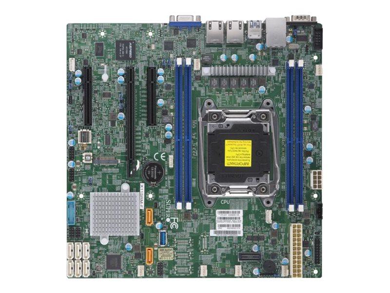 Supermicro X11SRM-F - Motherboard - micro ATX