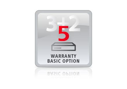 Lancom Warranty Basic Option S - Serviceerweiterung - Arbeitszeit und Ersatzteile - 5 Jahre (ab ursprünglichem Kaufdatum des Geräts)