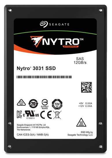 Seagate Enterprise Nytro 3531 - 1600 GB - 2.5