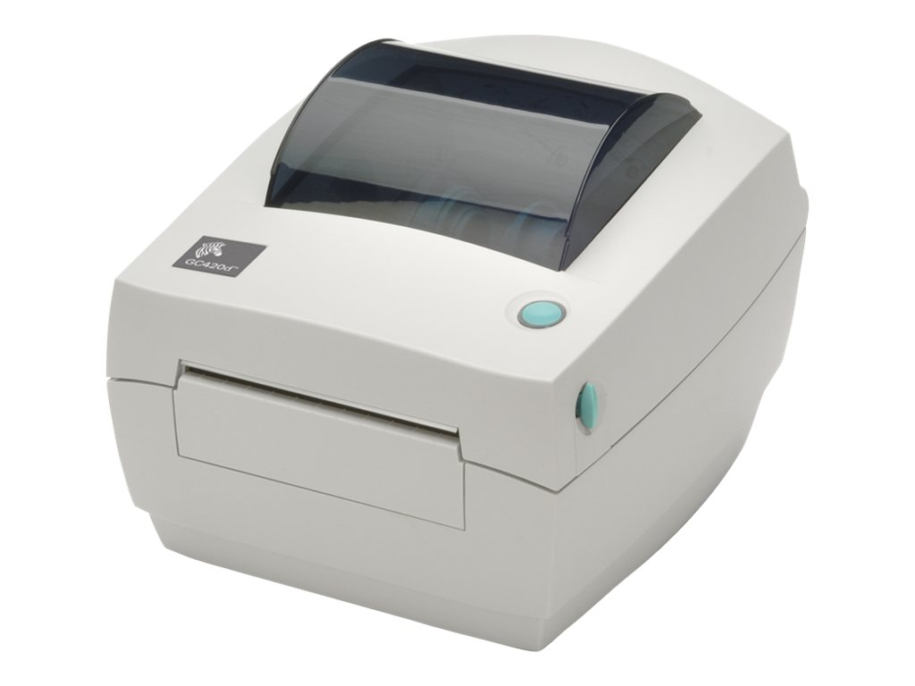 Zebra G-Series GC420d - Etikettendrucker - Thermopapier - Rolle (10,8 cm)