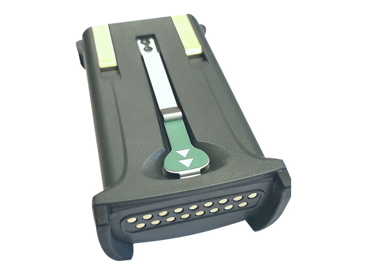 Zebra Battery Pack - Handheld-Batterie - 10 x Lithium-Ionen 2600 mAh