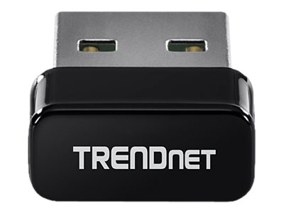 TRENDnet TBW-108UB - Netzwerkadapter - USB - 802.11b/g/n, Bluetooth 4.0