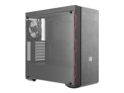Cooler Master MasterBox MB600L - Mit ODD-Unterstützung - Tower - ATX - ohne Netzteil (ATX)