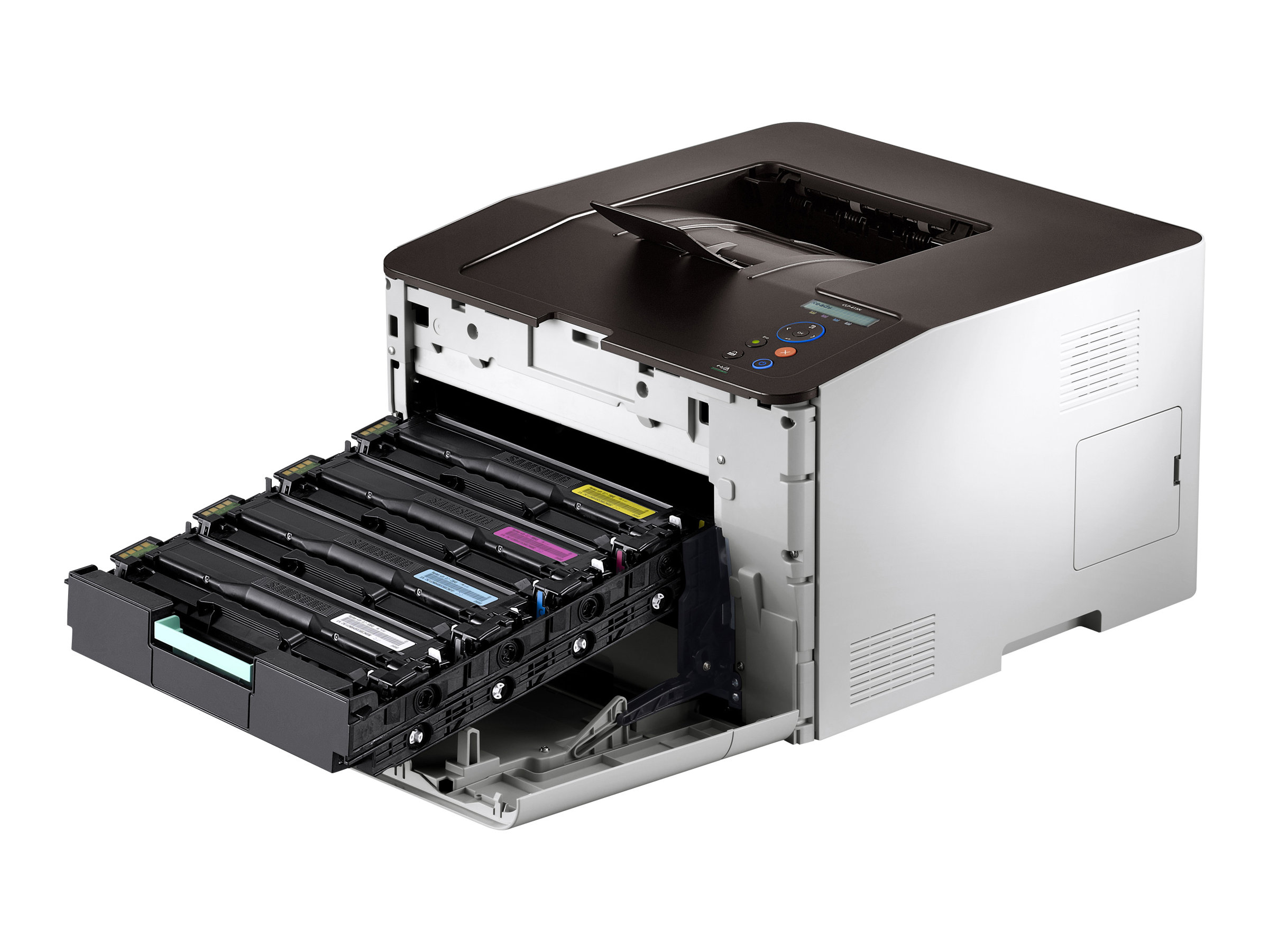 HP Samsung CLP-415N - Drucker - Farbe - Laser - A4/Legal - 9600 x 600 dpi - bis zu 18 Seiten/Min. (einfarbig)/