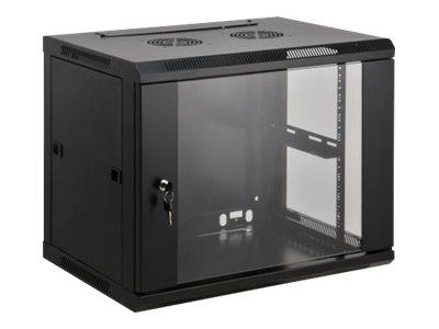 """Intellinet """"19"""" Wallmount Cabinet, 6U, 370 (h)"""