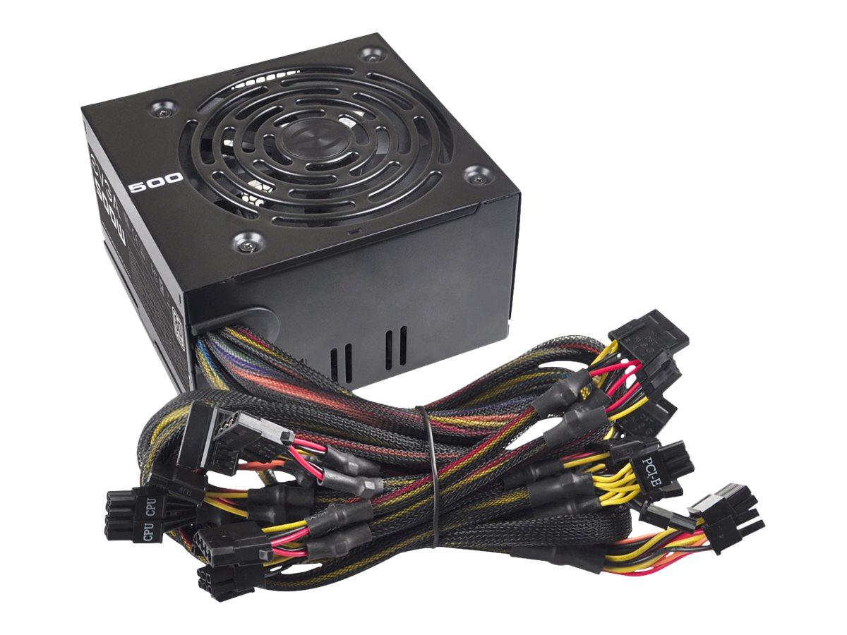 EVGA Netzteil (intern) - ATX - 80 PLUS - Wechselstrom 100-240 V