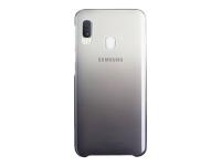 EF-AA202 - Cover - Samsung - Galaxy A20 - 16,3 cm (6.4 Zoll) - Schwarz - Transparent