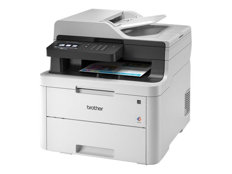 Brother MFC-L3730CDN - Multifunktionsdrucker - Farbe - LED - Legal (216 x 356 mm)