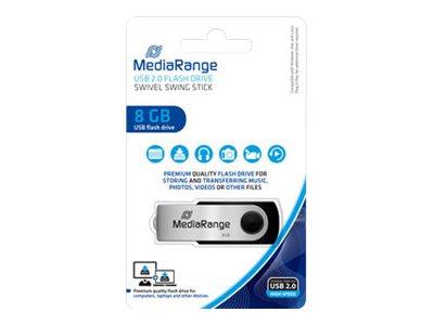 MEDIARANGE USB Flexi-Drive - USB-Flash-Laufwerk