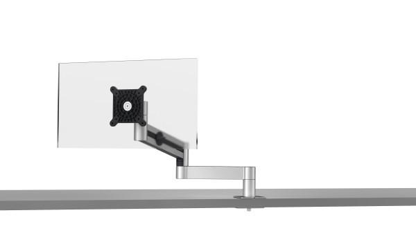 Durable 508423 - Klemme - 8 kg - 53,3 cm (21 Zoll) - 96,5 cm (38 Zoll) - 100 x 100 mm - Silber