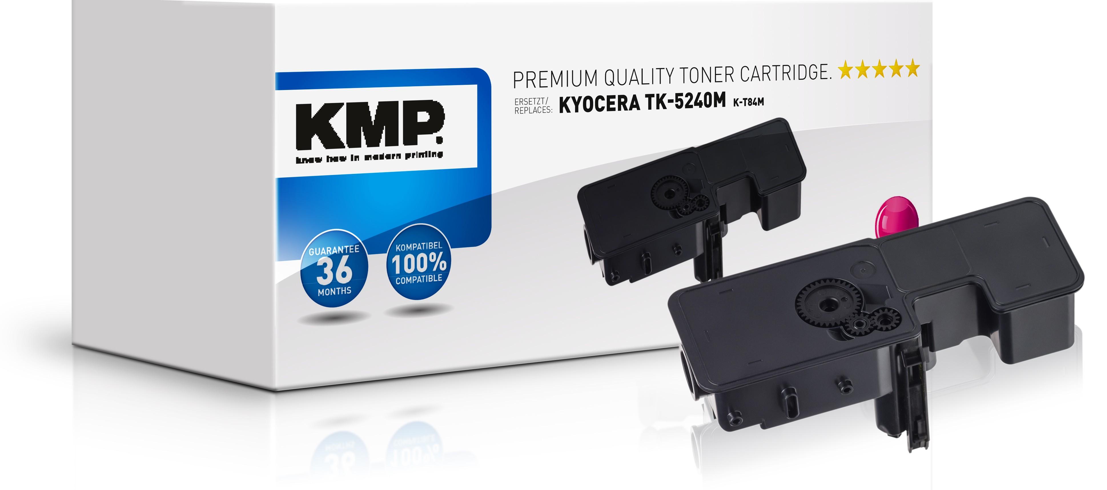 KMP K-T84M - 3000 Seiten - Magenta - 1 Stück(e)