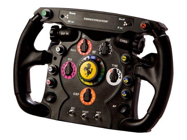 ThrustMaster Ferrari F1 Wheel Add-On - Lenkrad