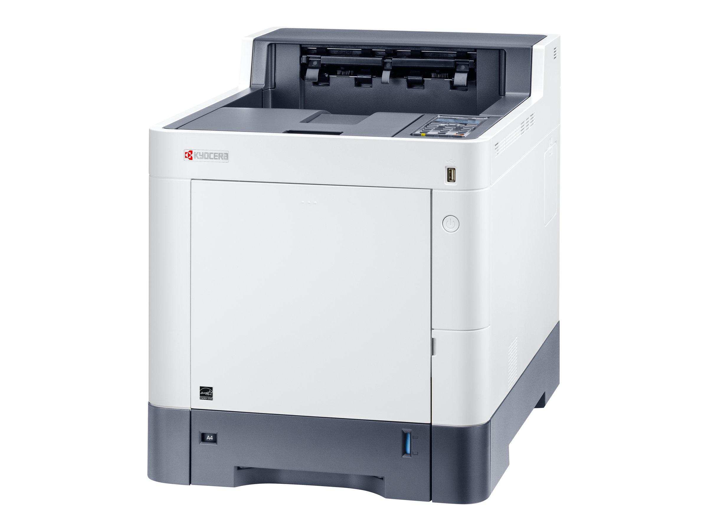 Kyocera ECOSYS P6235cdn - Drucker - Farbe - Duplex - Laser - A4/Legal - 1200 x 1200 dpi - bis zu 35 Seiten/Min. (einfarbig)/
