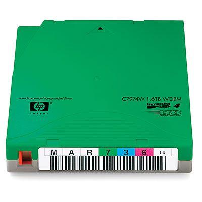 HP LTO-4 Ultrium Worm 1x (C7974W)
