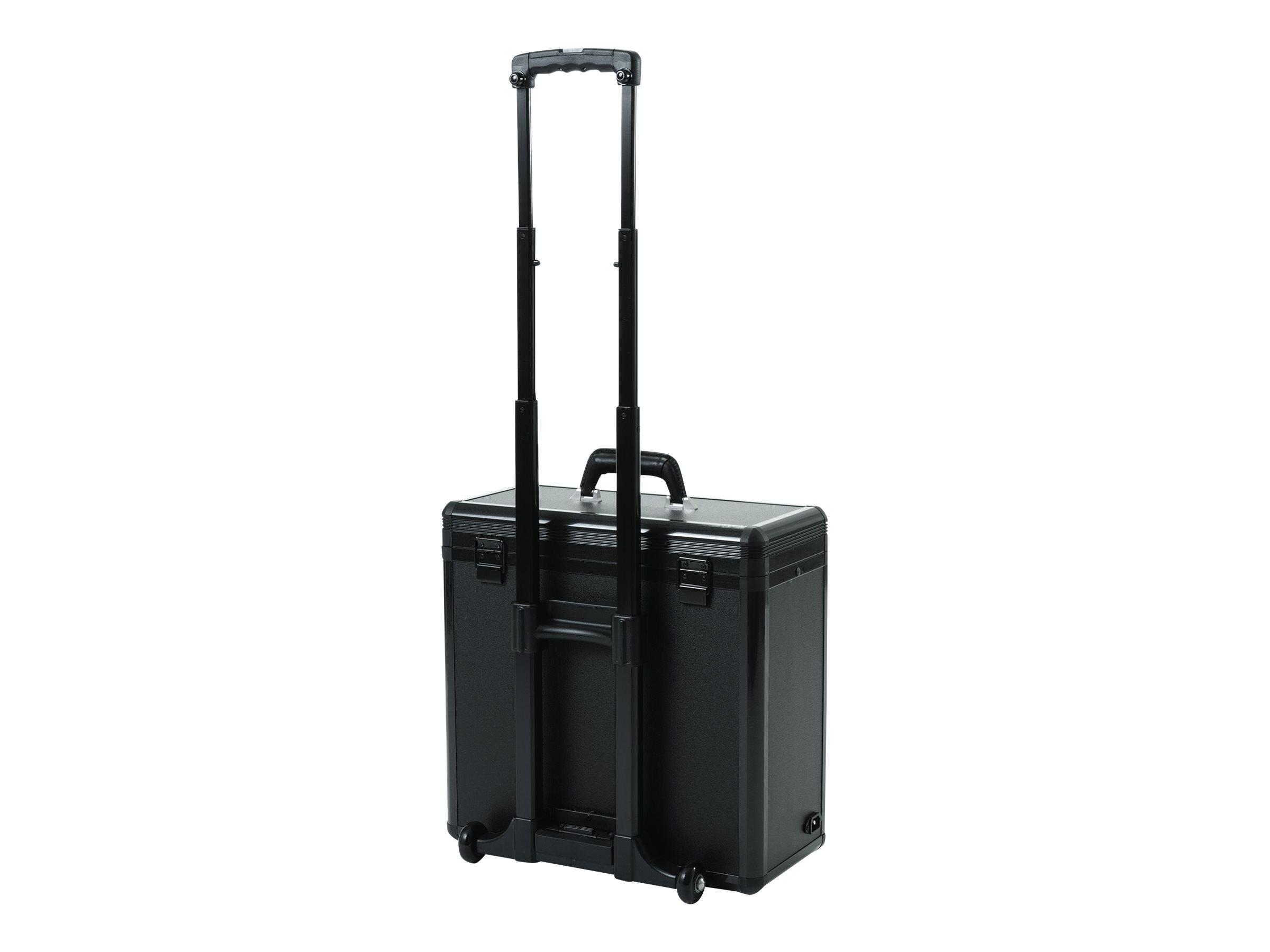 """Dicota DataBox XL Trolley - Tragetasche für Drucker und Notebook - 39.6 cm (15.6"""")"""