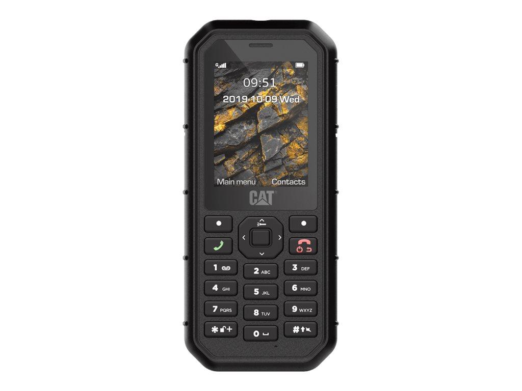 CAT B26 - Mobiltelefon - Dual-SIM - microSDHC slot