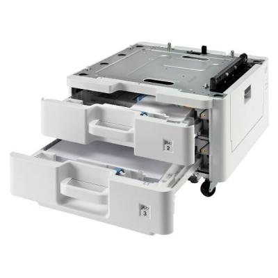 Kyocera PF 471 - Medienfach / Zuführung - 1000 Blätter in 2 Schubladen (Trays)