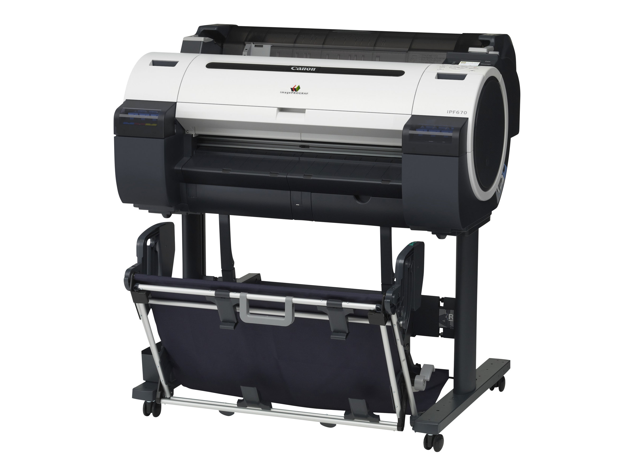 "Canon imagePROGRAF iPF670 - 610 mm (24"") Großformatdrucker"