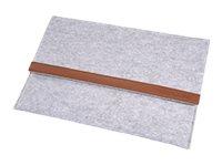 156530 13.3Zoll Notebook-Hülle Grau Notebooktasche