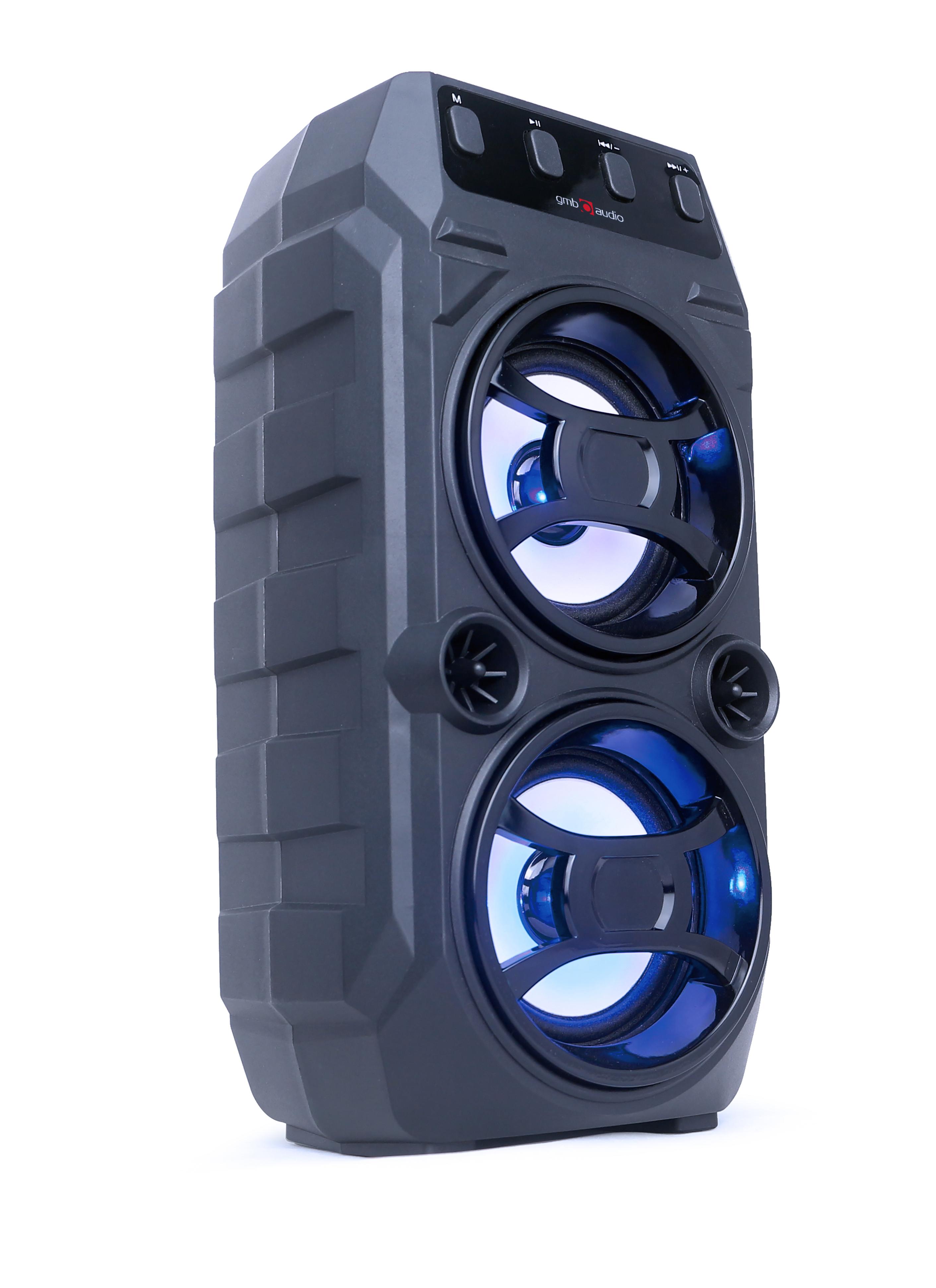 Gembird SPK-BT-13 - Tragbarer Stereo-Lautsprecher - Kabellos