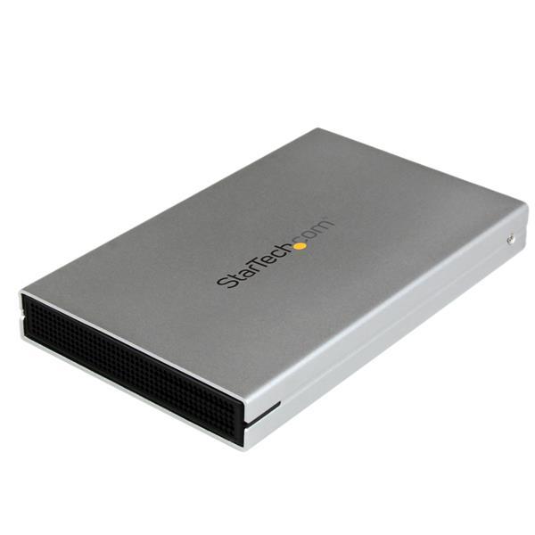StarTech.com eSATAp / eSATA oder USB 3.0 externes 2.5 SATA III 6Gb/s Festplattengehäuse mit UASP