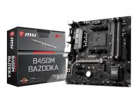 B450M BAZOOKA - Mainboard - mATX