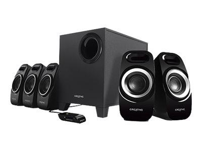 Creative Inspire T6300 - Lautsprechersystem