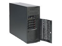 Supermicro SC733 TQ-500B - Midi Tower