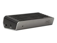 Dual Video Universal Docking Station - USB-Docking-Station - GigE