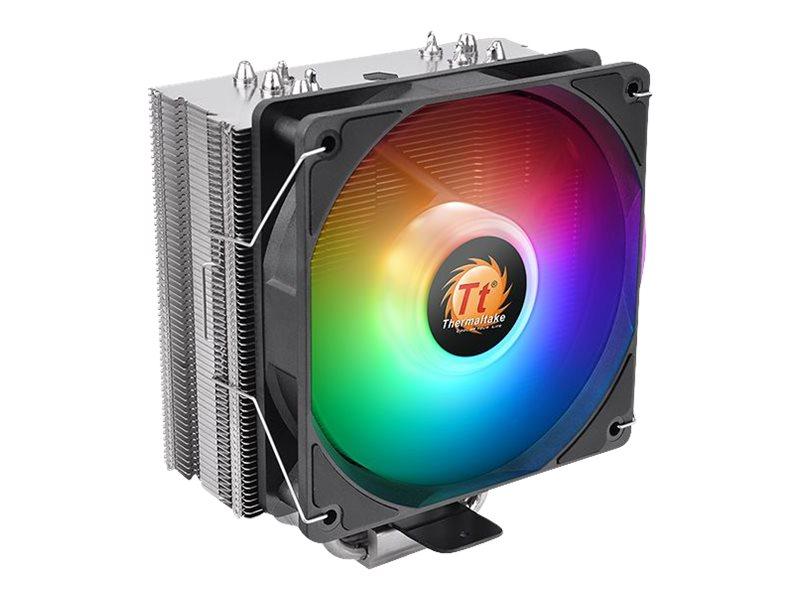 Vorschau: Thermaltake UX210 ARGB Lighting - Prozessor-Luftkühler - (für: LGA1156, LGA1366, LGA1155, LGA2011, LGA1150, LGA2011-3, LGA1151, LGA2066, LGA1200)