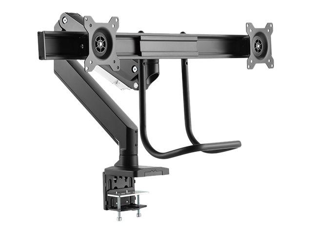 ICY BOX ICY BOX IB-MS702B-T - Tischhalterung für 2 Monitore (einstellbarer Arm)