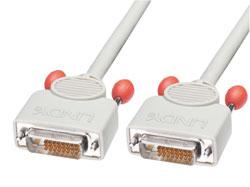 Lindy Premium - DVI-Kabel - Dual Link